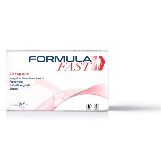 Formula Fast - Integratore alimentare Tiss'You