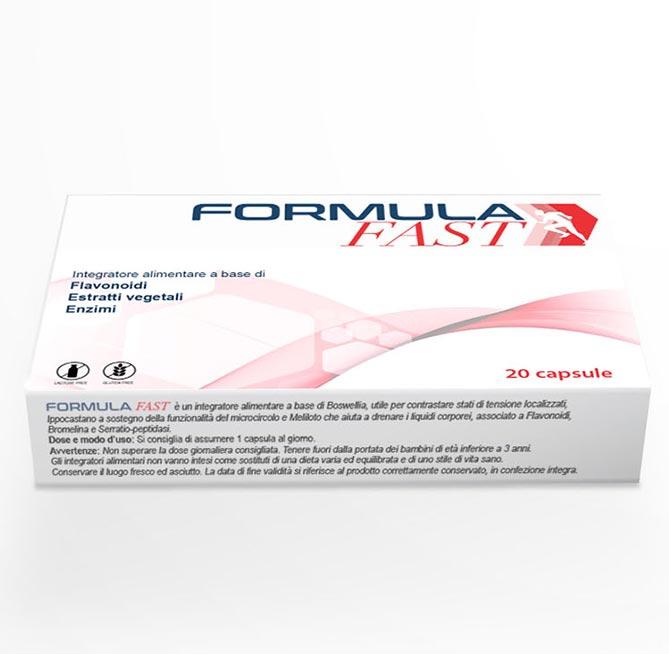 Formula Fast Tiss'You